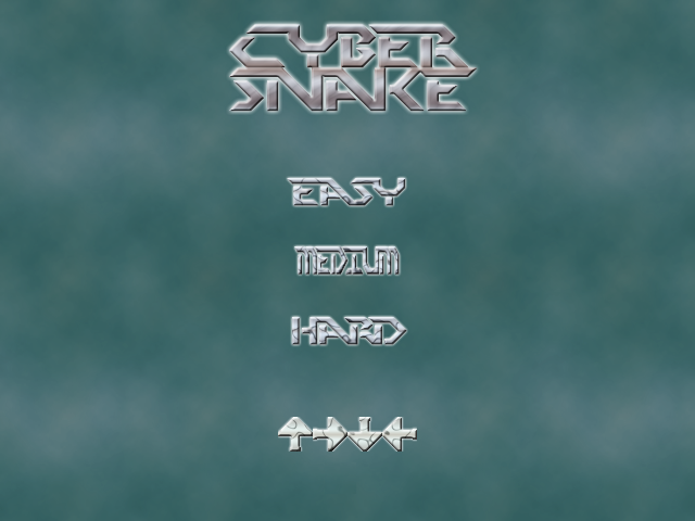 Cyber Snake - Retro Remake - FREE GAME